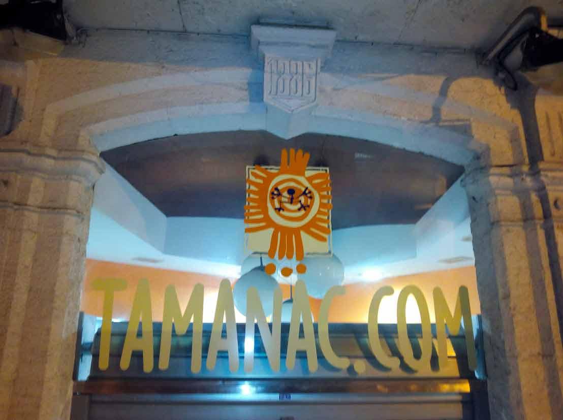 Dirección: calle La Parellada, 32 Vilafranca del Penedès 08720 Barcelona info@tamanac.com