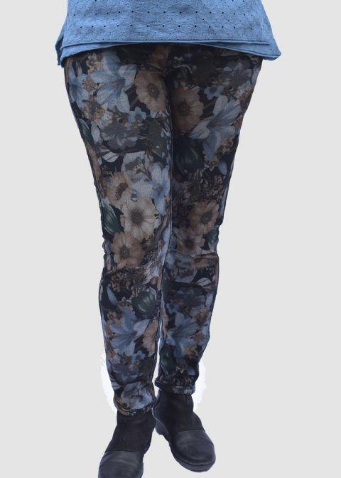 Pantalons reversibles per a dona
